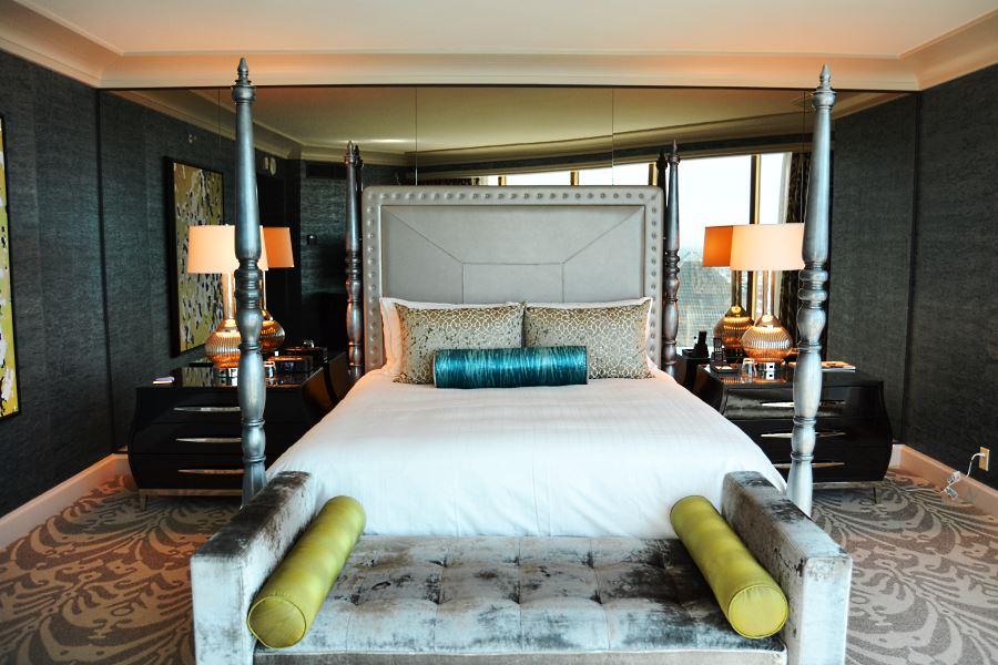 Four seasons las vegas presidential suite hotel review for 4 bedroom suite las vegas strip