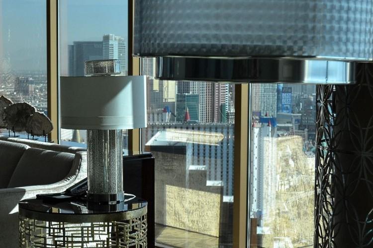Las Vegas Strip perspective