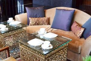 Notre table et divan