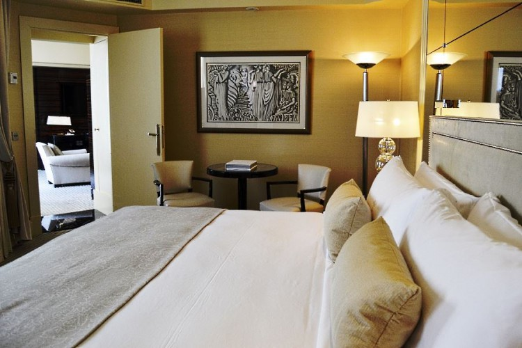 The Makassar Suite bedroom
