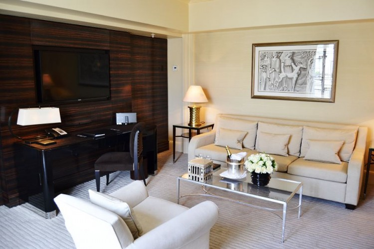 Prince de Galles Makassar Suite living room