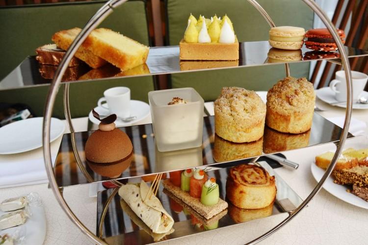 Prince de Galles Paris tea time
