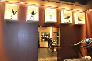 Prince de Galles Paris fitness center