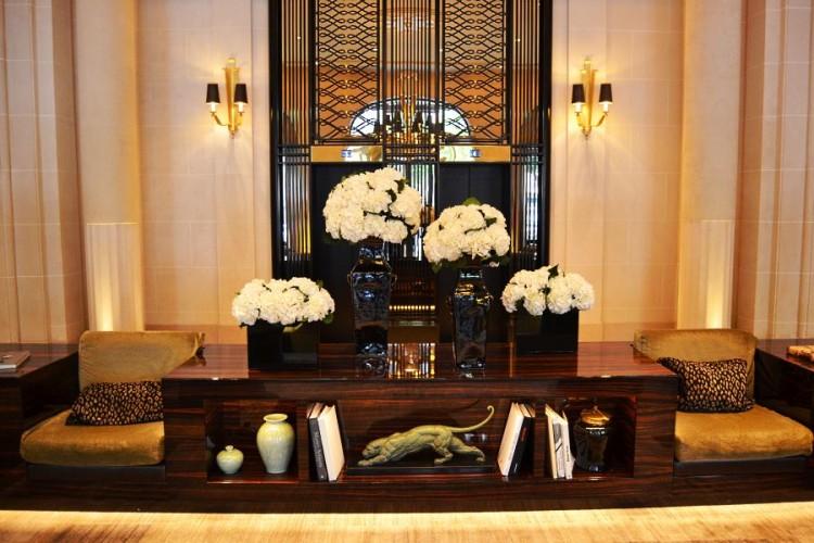 Autre vue du lobby du Prince de Galles Paris