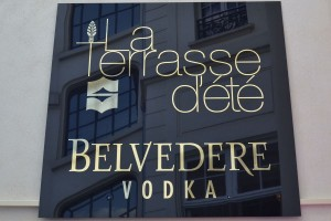 Shangri La Paris Belvedere Vodka