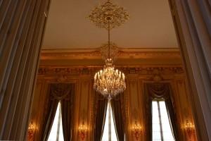 Shangri-La Paris Salon des familles