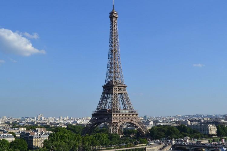 Shangri La Paris Suite terrasse Tour Eiffel