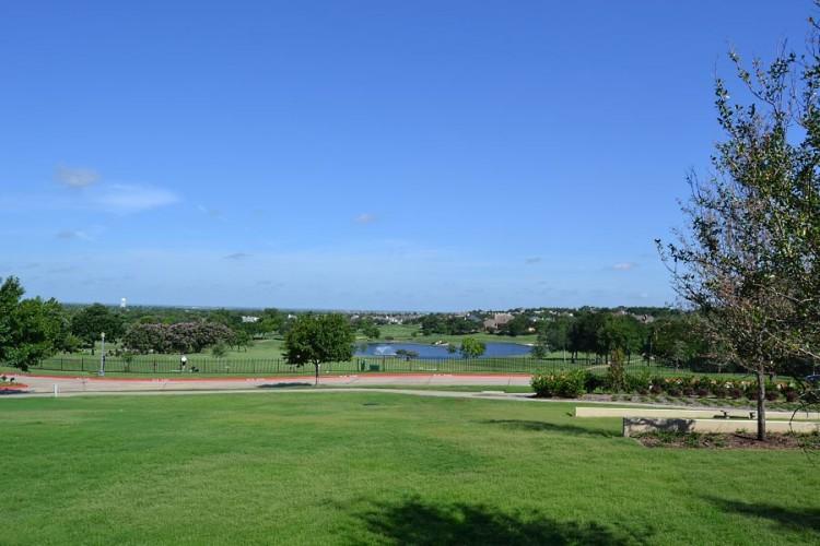 Le golf du Westin Plano