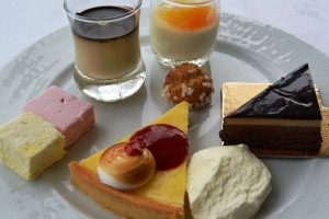 Our desserts selection