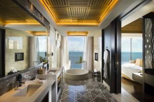 Salle de bain de Villa Royale