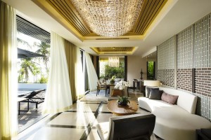 Salon de Villa Royale
