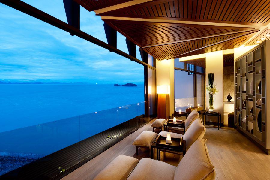 Le spa du Conrad Koh Samui Thaïlande