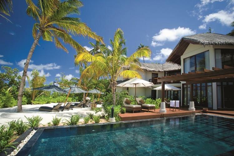 Presidential Villa in Maldives