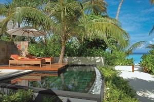 Single Storey Beach Villa