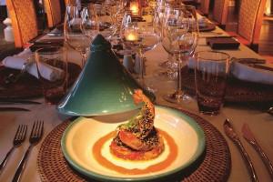 La Spaggia restaurant