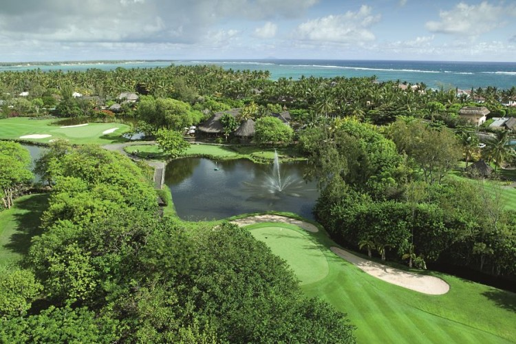 The Legend Golf at the Maurice Island
