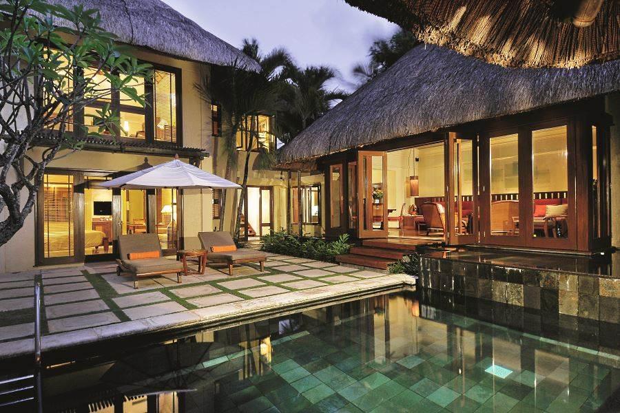 Constance Hotel Belle Mare Plage pool villa