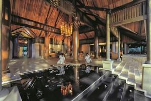 Constance Lemuria Seychelles lobby