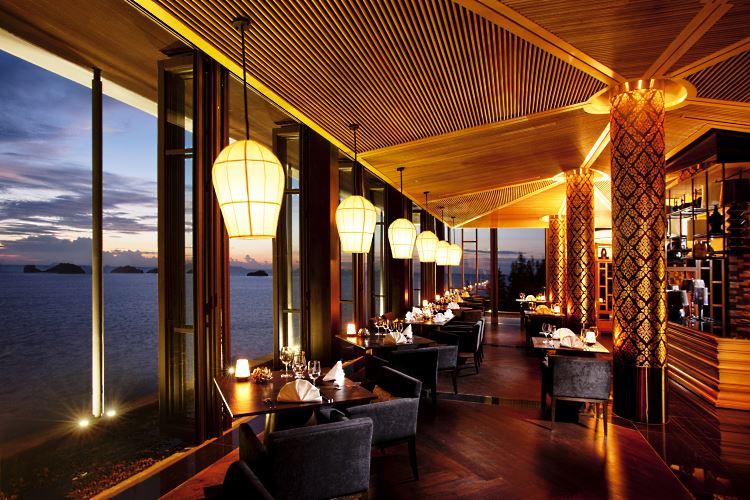 Le restaurant Jahn du Conrad Koh Samui