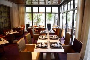 The inner M64 Restaurant