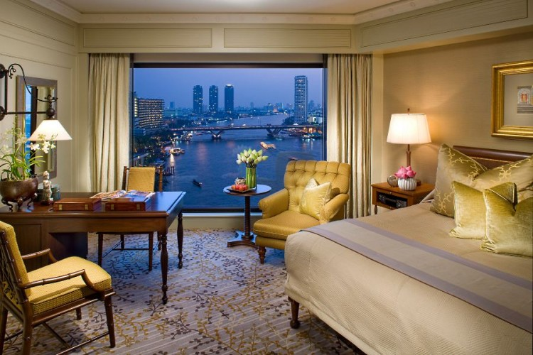A Mandarin Oriental Deluxe Room