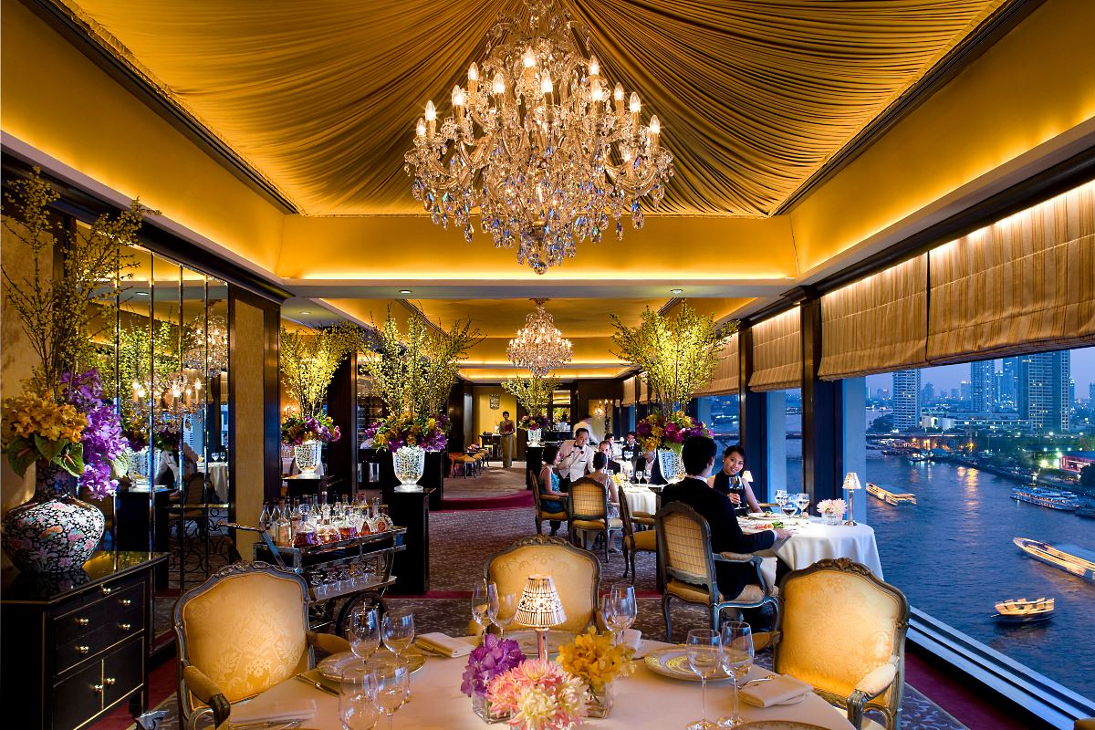 mandarin oriental bangkok h tel de luxe en tha lande. Black Bedroom Furniture Sets. Home Design Ideas