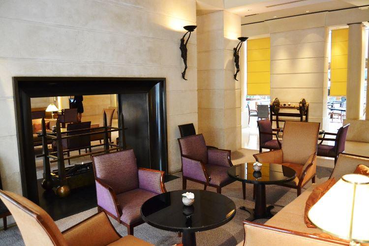 Le bar La Cheminée du Park Hyatt Paris-Vendôme