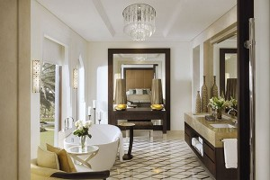 Salle de bain de Suite Executive