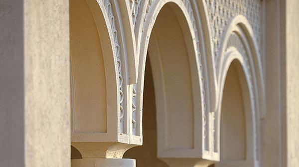 Architecture Mauresque et Andalouse