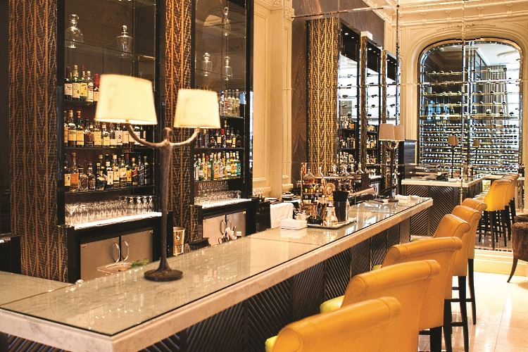 Trianon Palace Versailles Bar Gallery