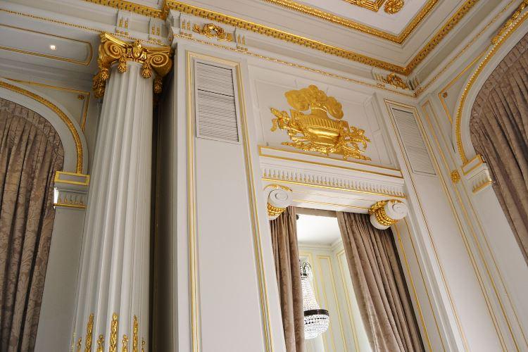 Le Salon Clémenceau du Trianon Palace