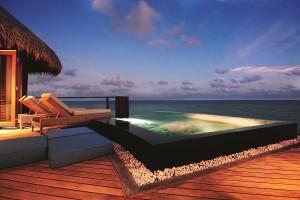 Pool above the Ocean