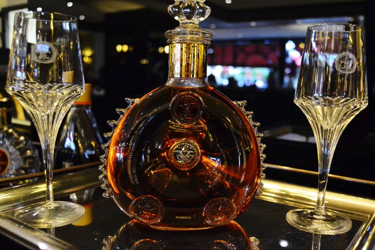 Cognac, prestigious beverage