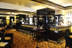 The Fouquet's bar
