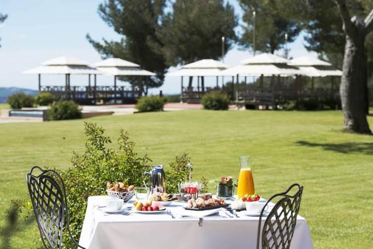 Hotel du Castellet - Garden