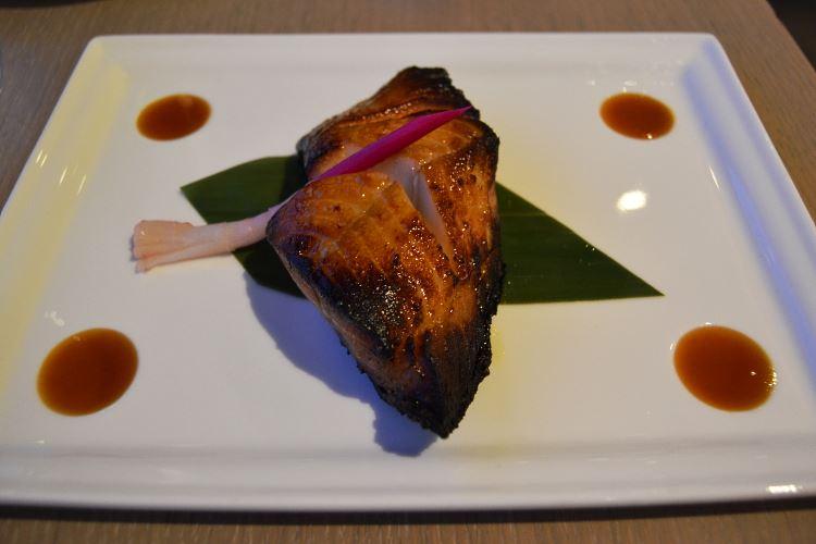 Nobu Black cod yuzu miso