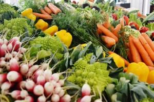 Fresh market buffet
