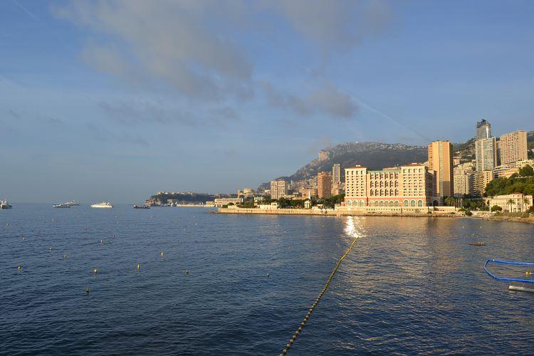 View over Monte Carlo