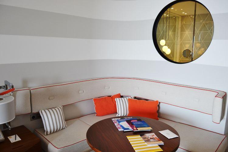 Monte Carlo Beach Hotel Exclusive room