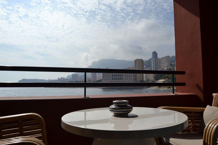 Monte Carlo Exclusive room sea view