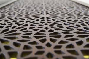 Wood art details