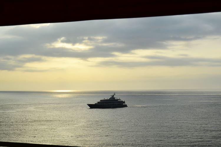 Seaview room Fairmont Monte Carlo