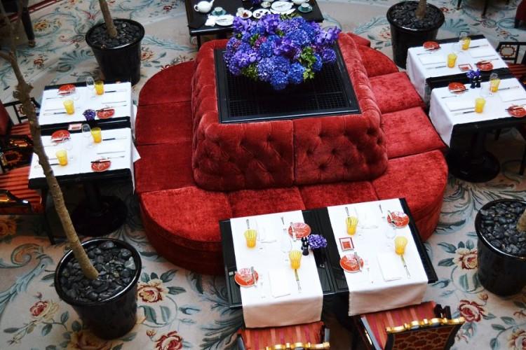 Shangri-La Paris Bauhinia restaurant