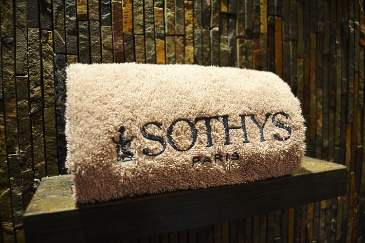 Sothys spa at the Tiara Miramar