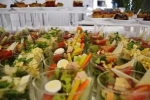 Organic buffet