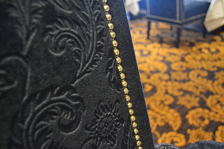 Fouquet's Cannes seat