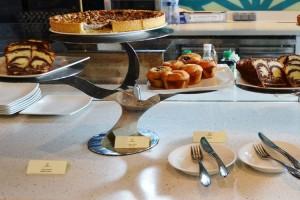 Breakfast cakes
