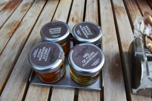 Alain Milliat jams and honey