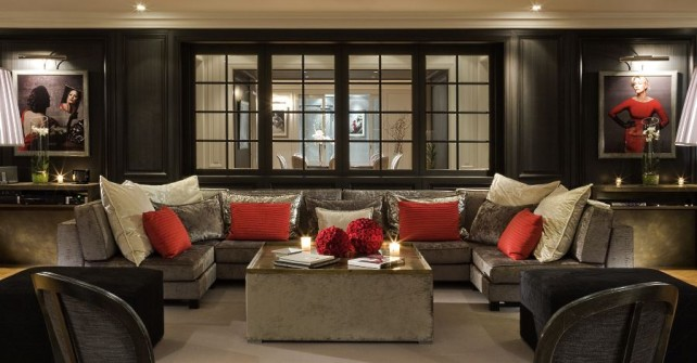 Luxury Dior Suite at the Majestic Barriere Cannes