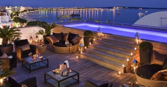 La Suite Majestic Barrière Cannes